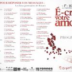 Le programme 2014