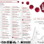 Le programme 2015