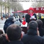 Visite guidée de Rennes & Criée publique É-Criez votre Amour // 14 février 2016