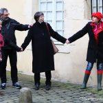 Dimanche 12 févier : Visite décalée du cœur de la ville, sous l'angle de l'amour.